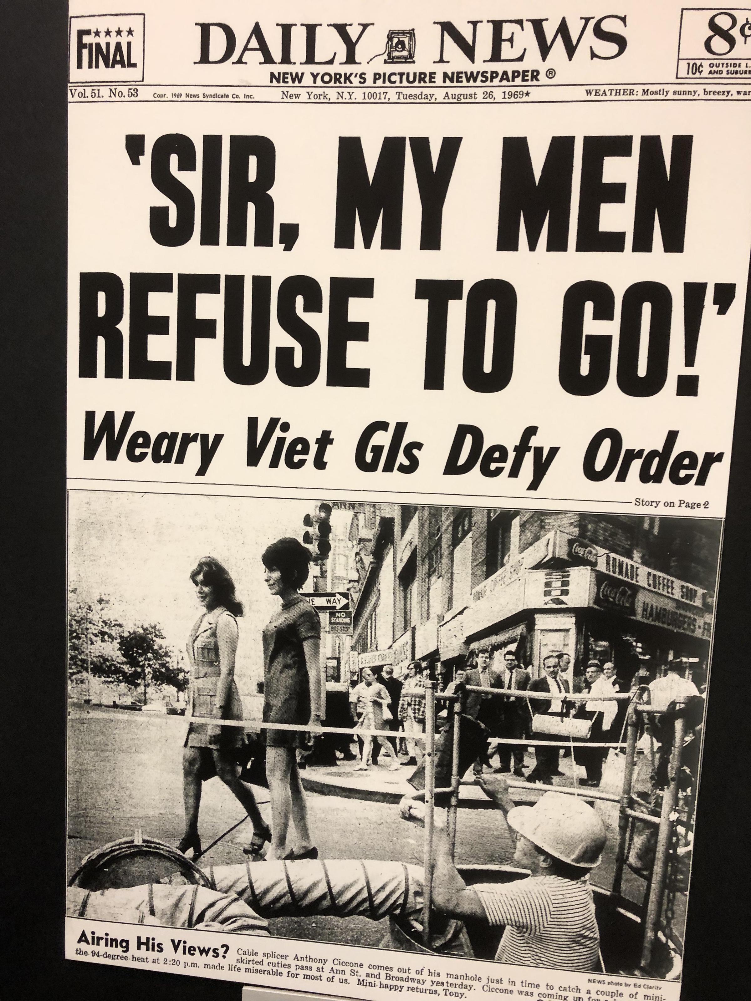 Inland Journal, Aug  20, 2019: Battling The Vietnam War From