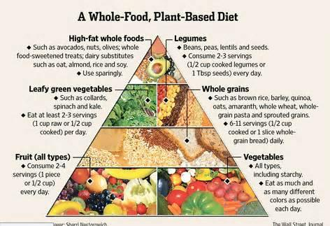 benefits of a whole foods plant based diet