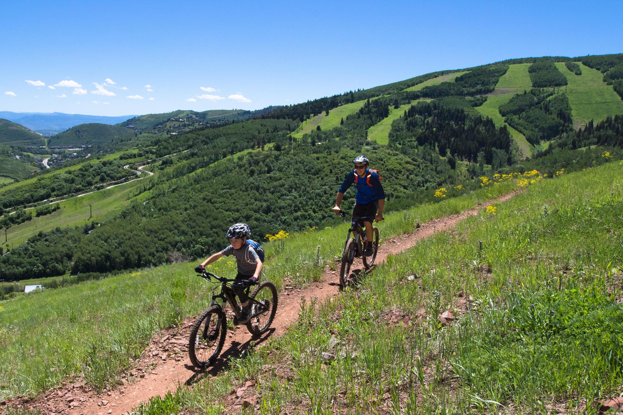 Image result for park city mountain biking
