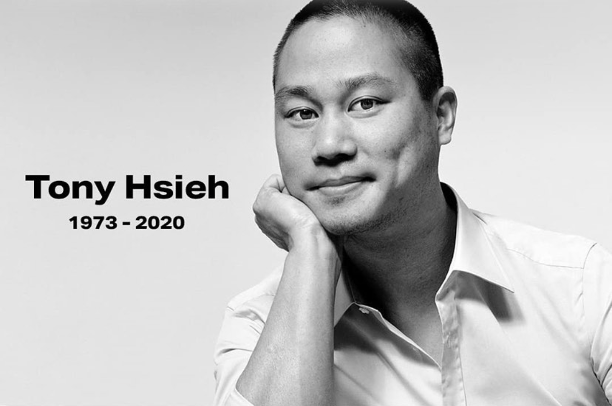 Tony Hsieh, Retired Zappos CEO and Recent Parkite, Dies at 46 | KPCW