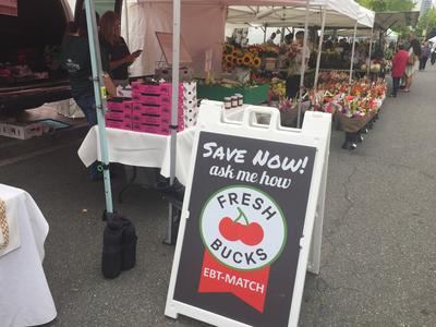 Food for Thought: Investigating the Broadway farmers market