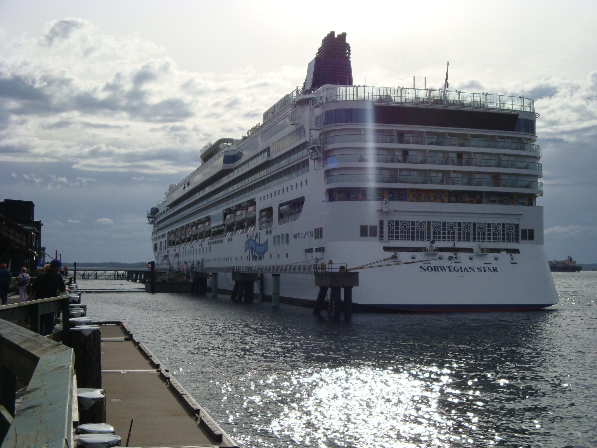 Going On A Cruise? Try The Smaller Boats | KNKX
