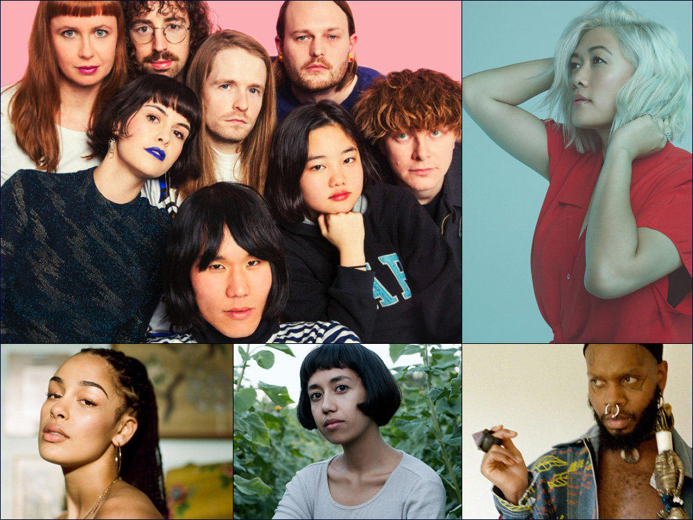 Your Favorite New Artists of 2018 (So Far) – All Songs Considered