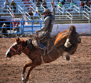 NMSU rodeo records two top 10 finishes at College National Finals Rodeo | KRWG