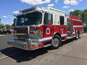 Federal Grant to Fund 9 New Las Cruces Firefighter Positions | KRWG