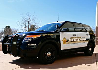 Goodman: Concerns Raised In The Dona Ana County Sheriff's