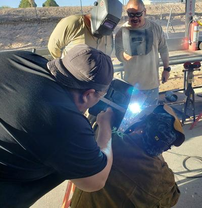 The Importance Of Welding At Las Cruces Utilities   KRWG