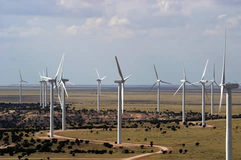 Largest wind farm in New Mexico to begin generating power | KRWG