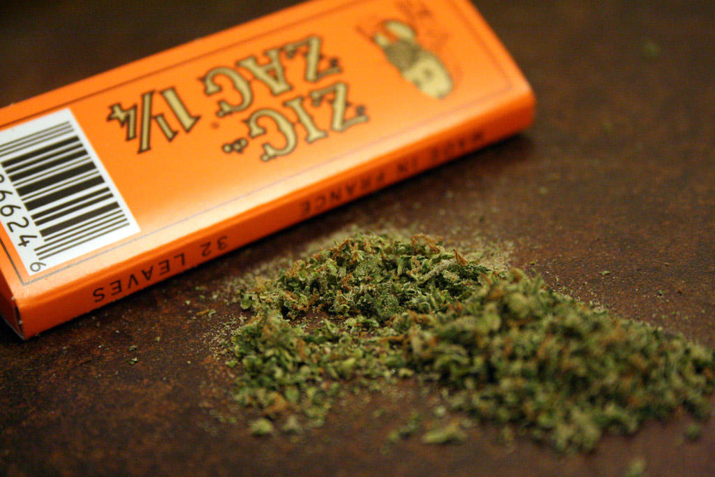 97% of Texas Marijuana Convictions Are For Possession | KRWG