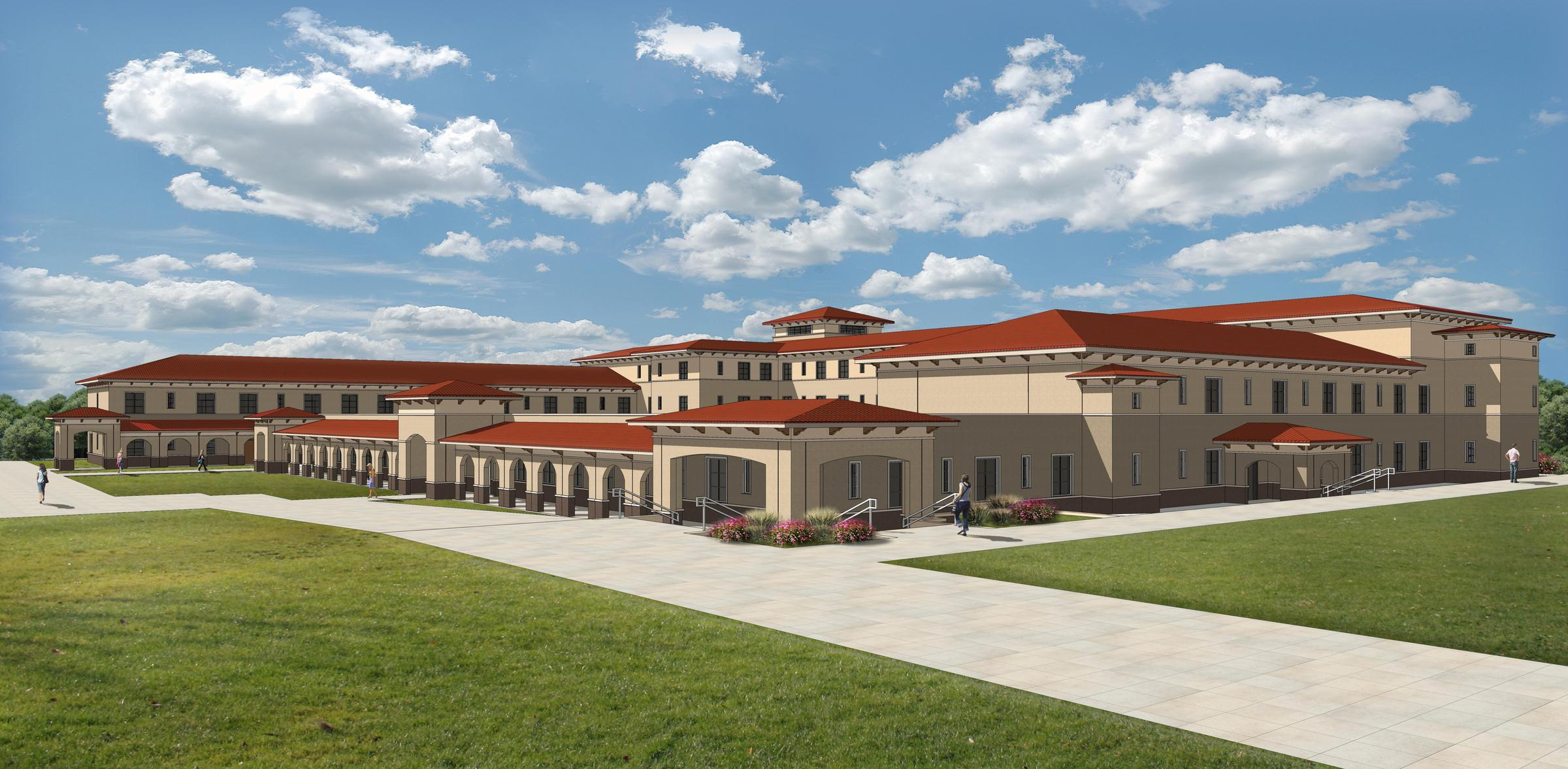 New Mexico State University Gets Approval For New Dorm Krwg