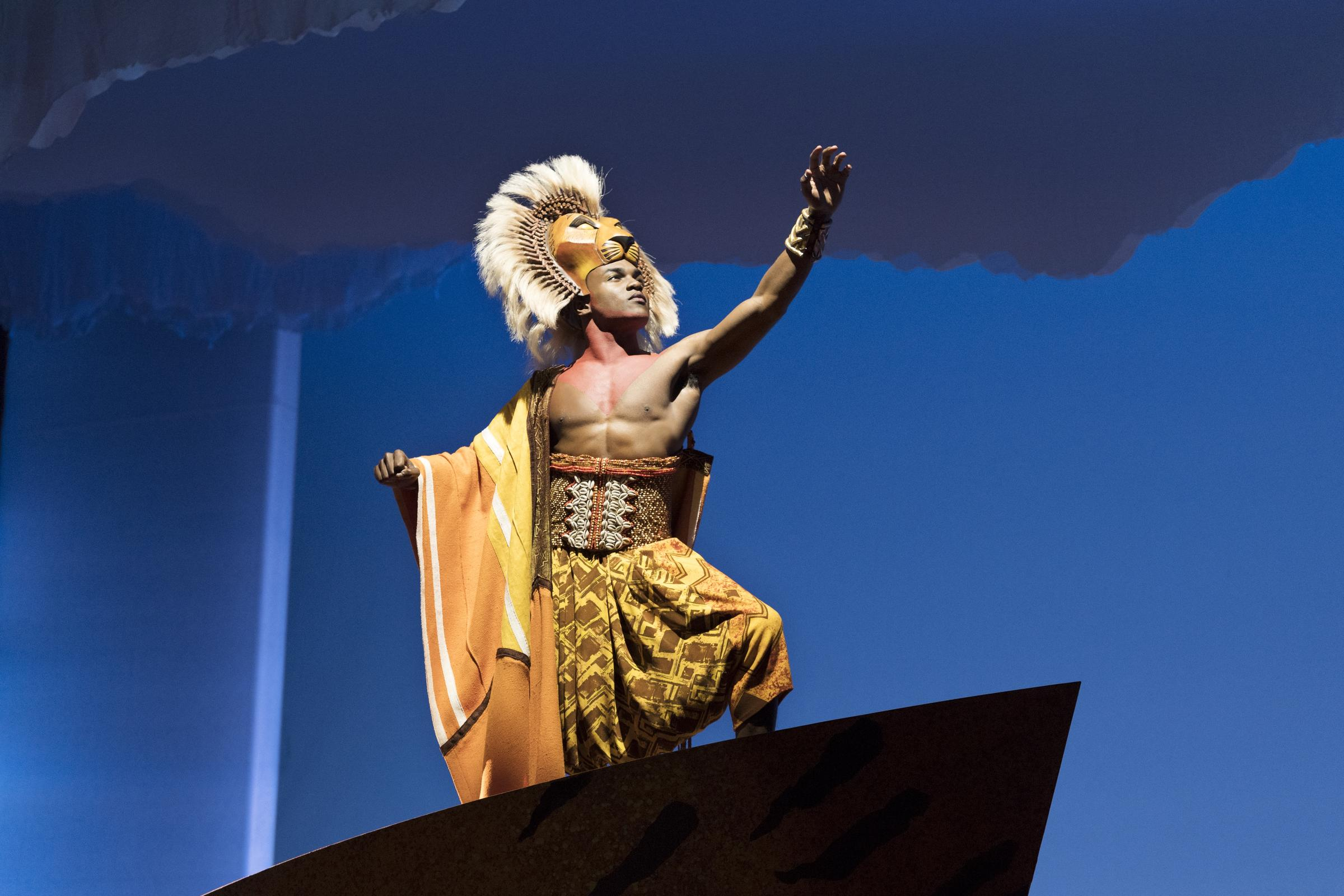 Behind The Broadway Magic Of Disneys The Lion King