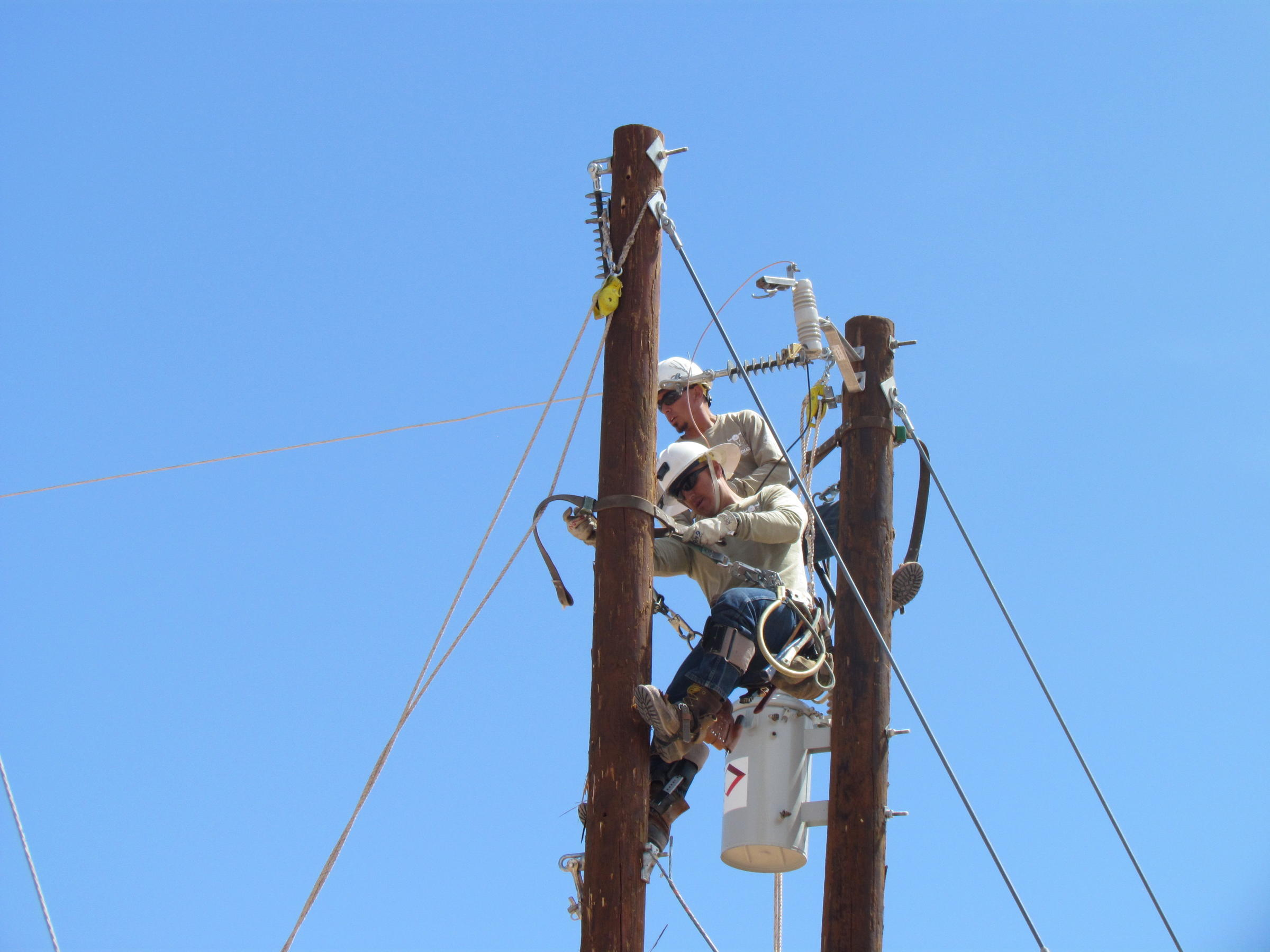 Electrical Workers Trained In Las Cruces Area Fill Needs in