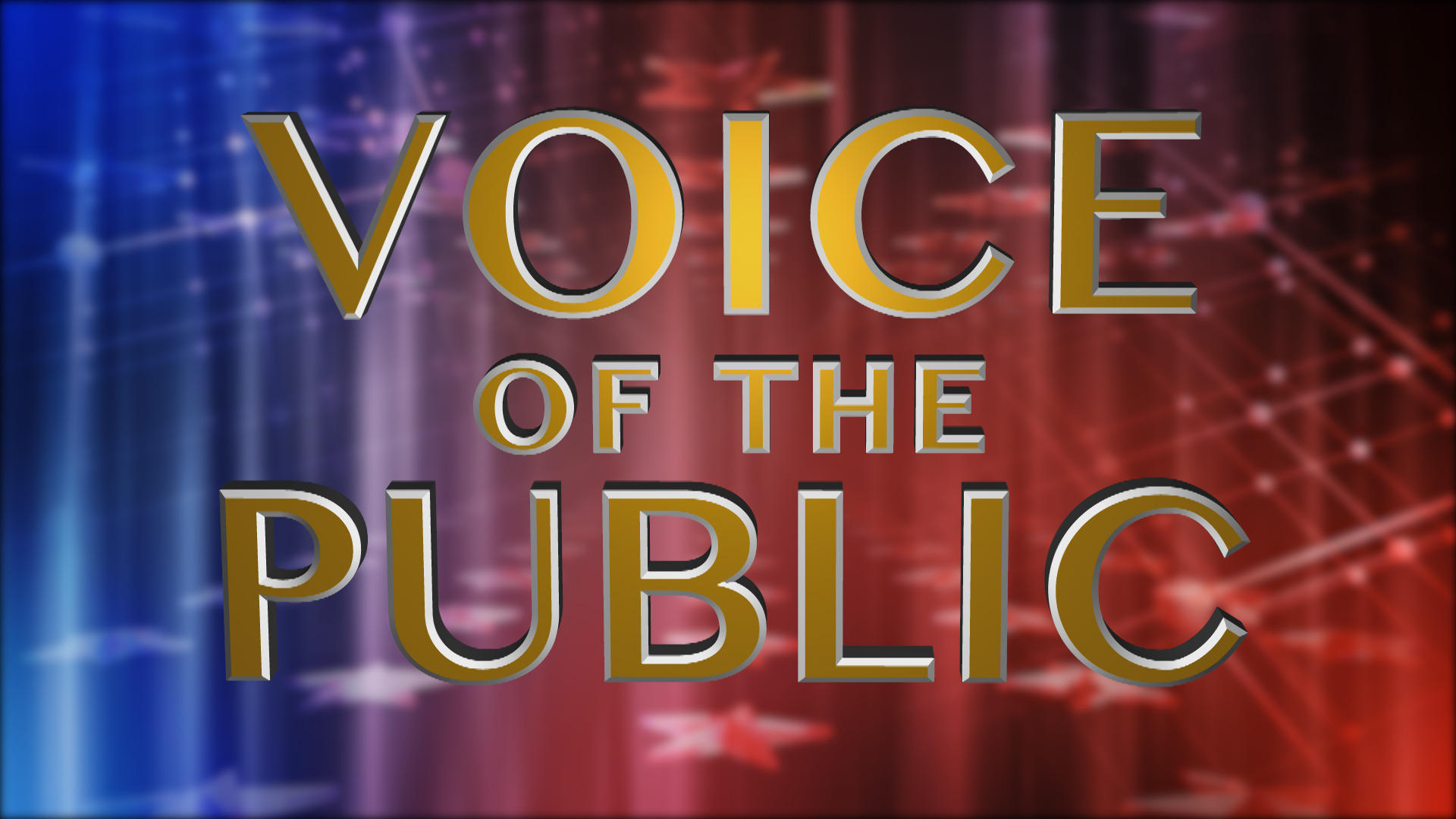 Voice Of The Public - Moving Forward After The El Paso Shooting | KRWG
