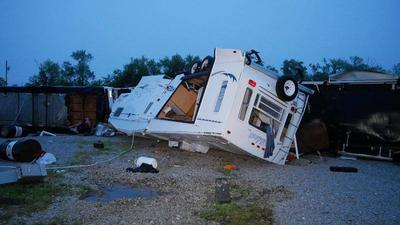 Severe Weather Moves Through Ozarks Overnight