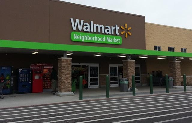 Police Arrest 'Heavily Armed' Man At Springfield Walmart