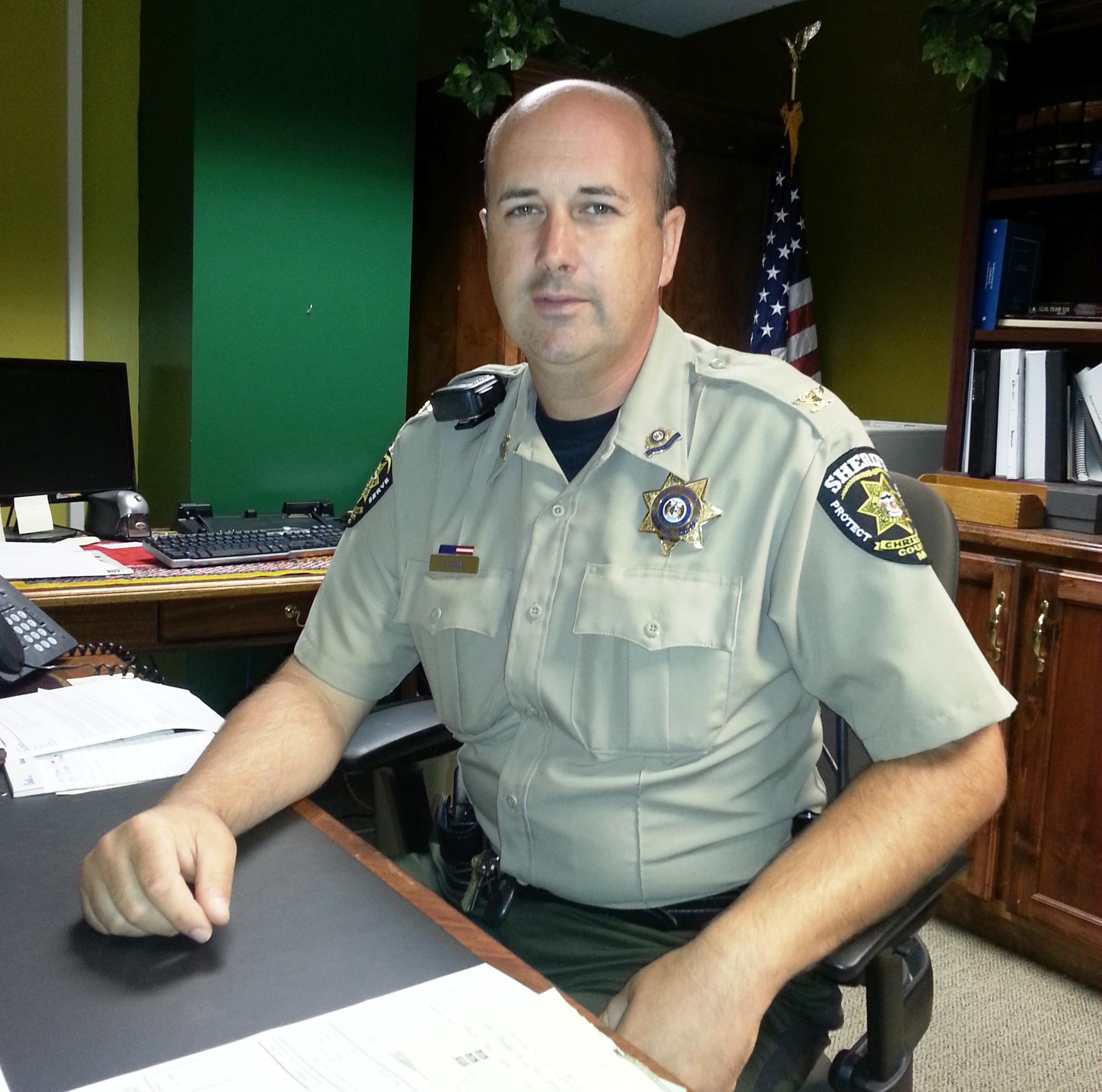 The Changes Being Made Under New Christian County Sheriff
