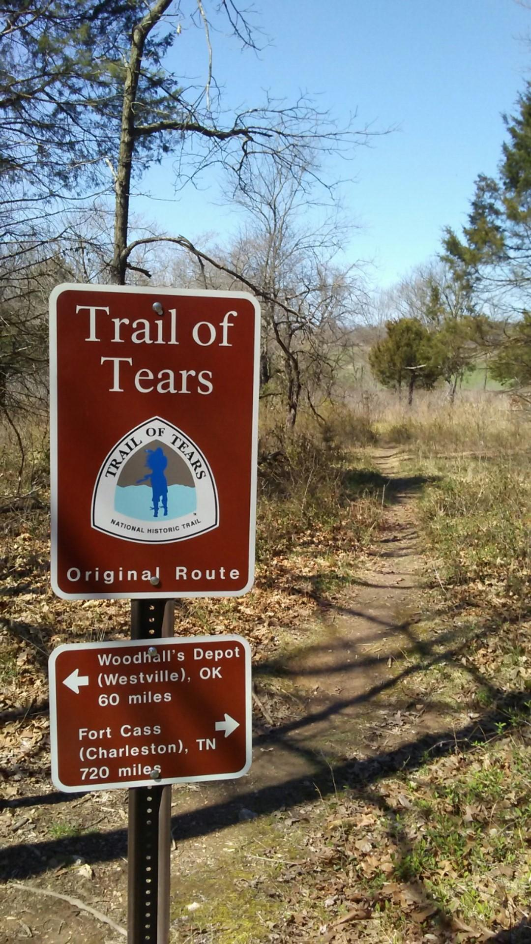 Following the Trail of Tears to Pea Ridge in Arkansas | KSMU