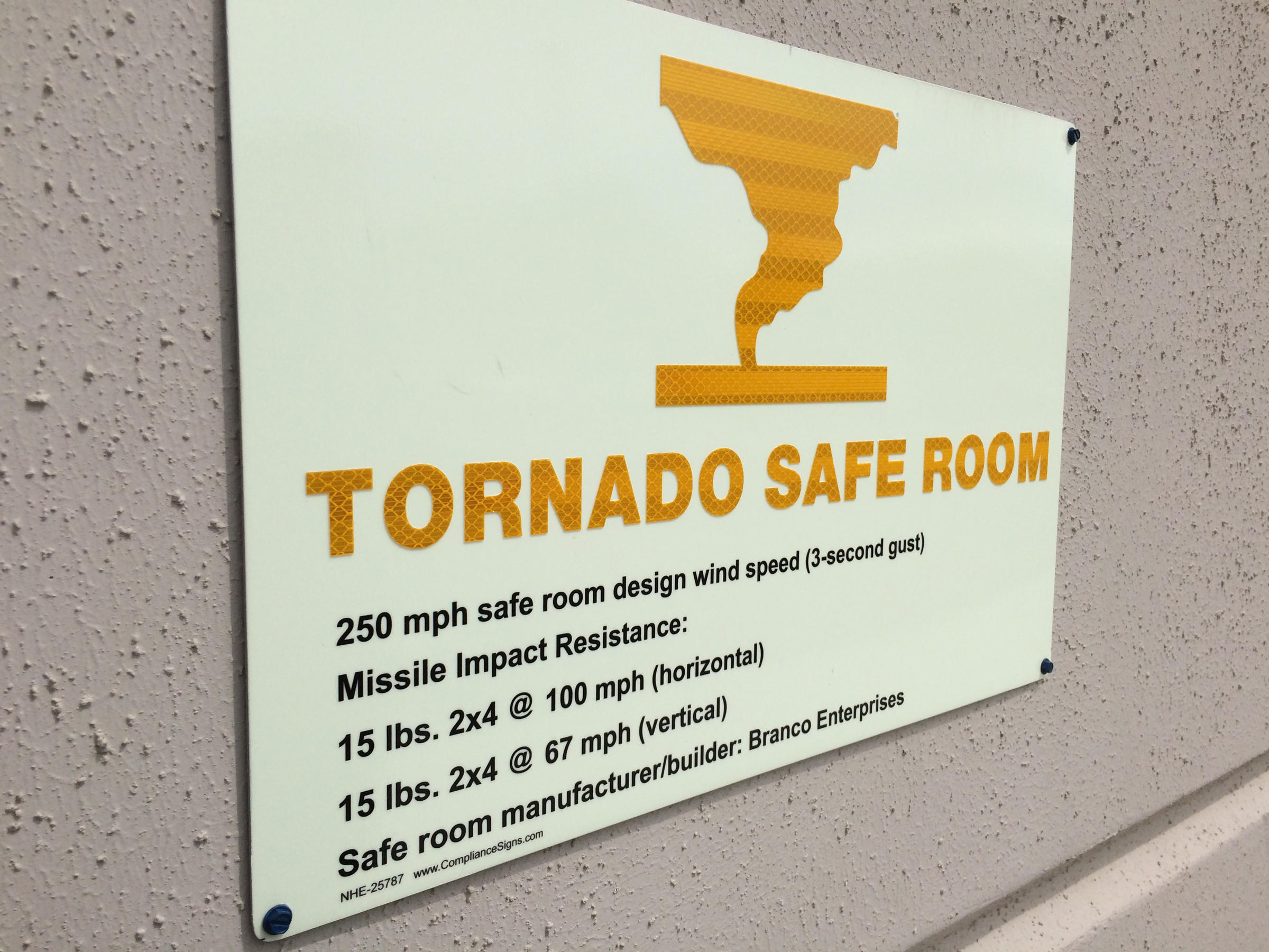 Astonishing Since Joplin Tornado Dozens Of Safe Rooms Built In Area Home Interior And Landscaping Mentranervesignezvosmurscom