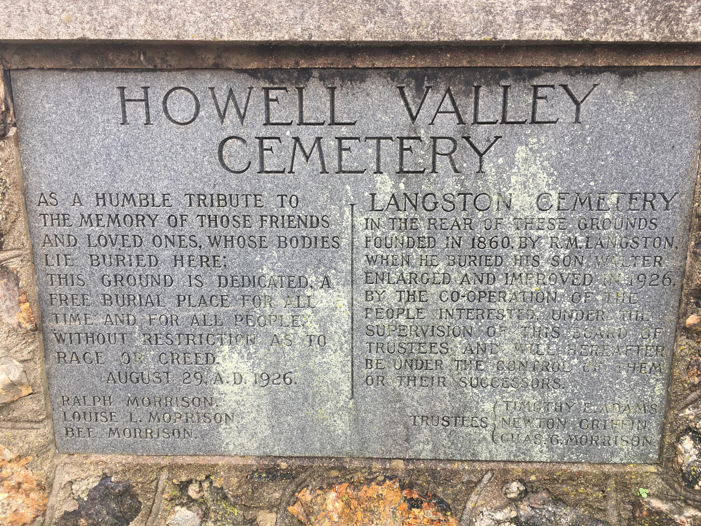 For Countless African-Americans Buried in the Ozarks, Graves Remain  Unidentified | KSMU Radio