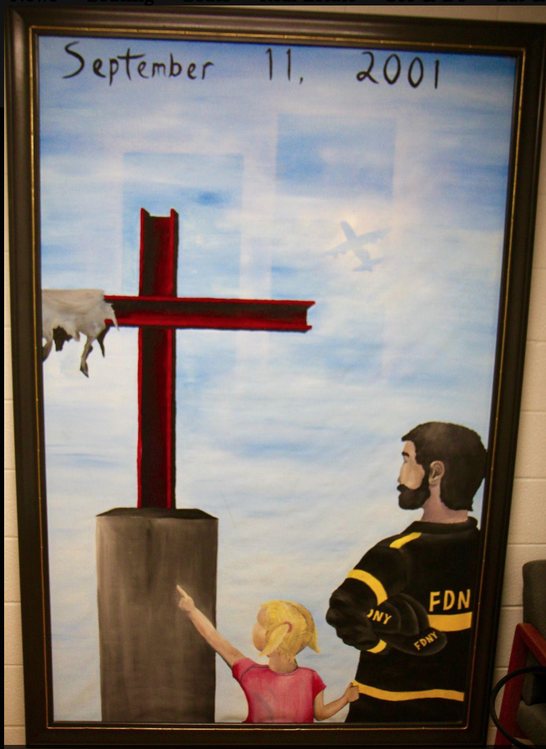 Advocacy Group Asks Camden County to Remove Religious Images