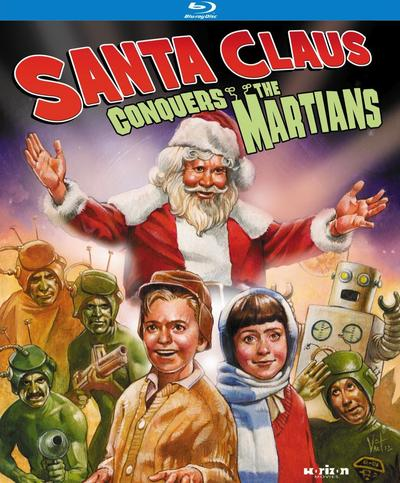 Blu-ray Review: Santa Claus Conquers the Martians | Texas Public Radio