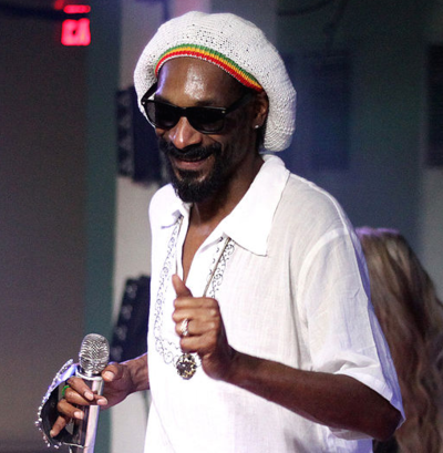 Texas' Top Officer: Snoop Dogg A 'Dope Smoking Cop Hater