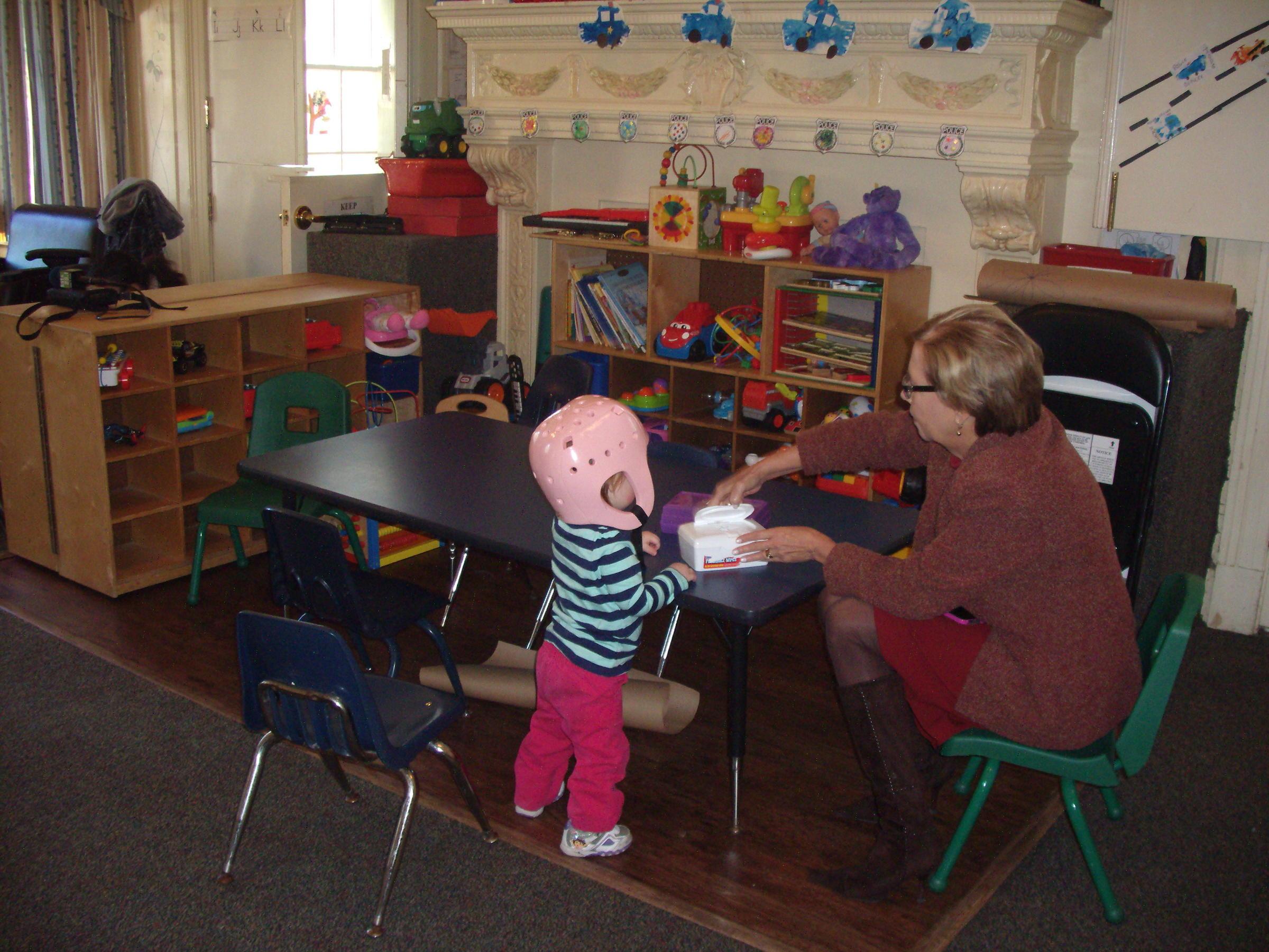 SpawGlass Foundation Gift Benefits Special Needs Children In San