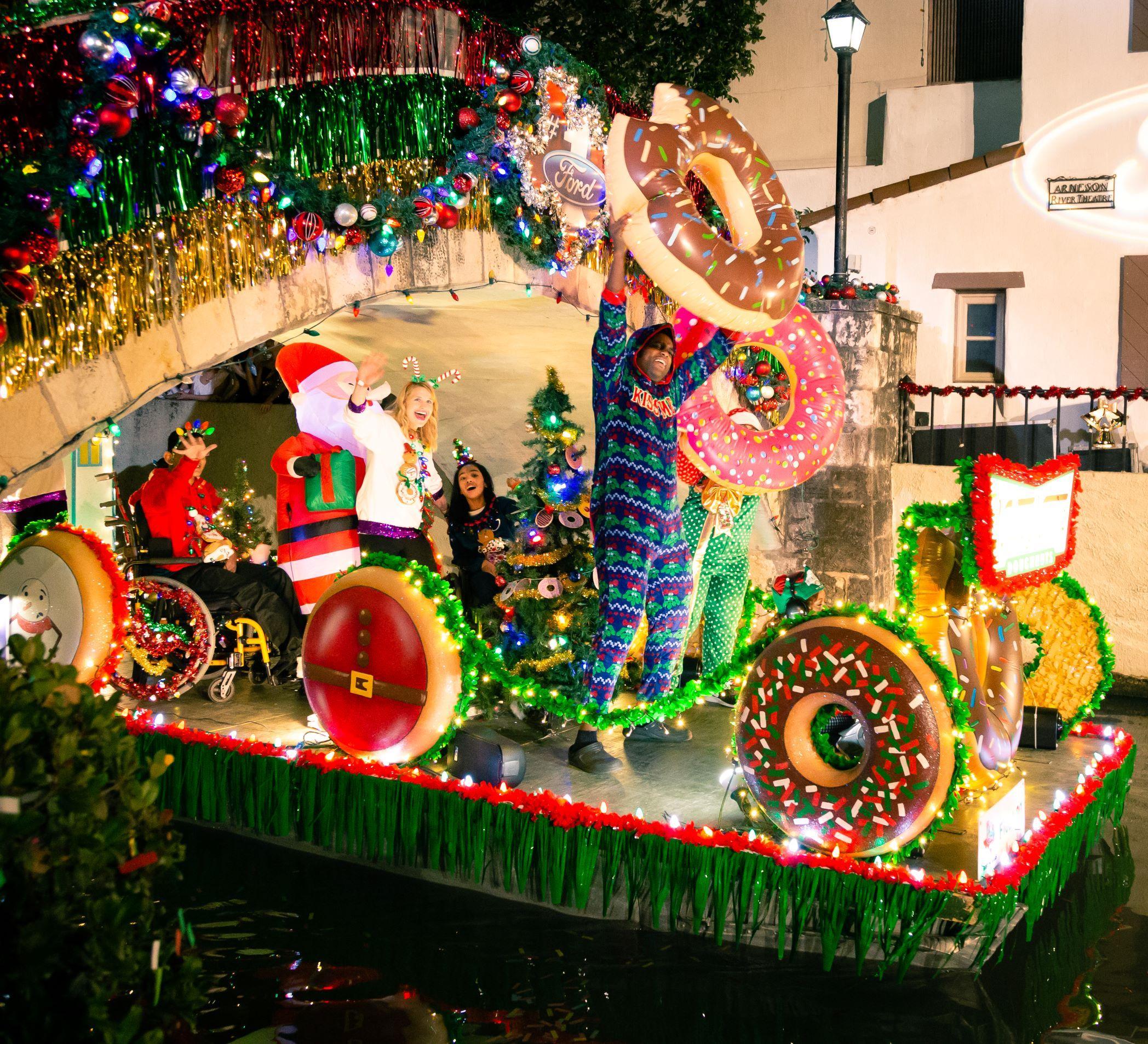 River Holiday Parade Participants Announced Texas Public