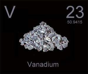Image result for vanadium images