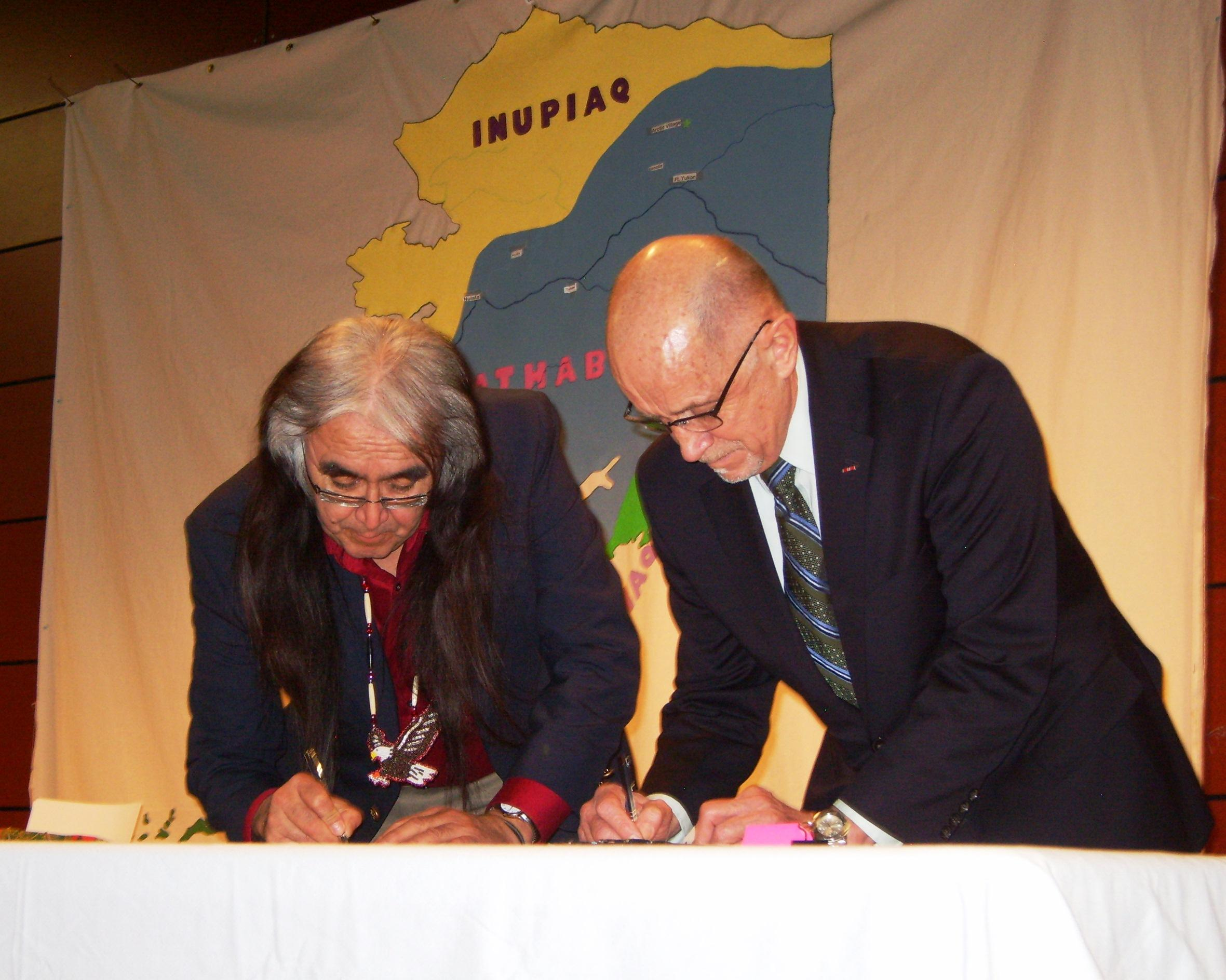 Tanana Chiefs Conference, State Agree to Expanded TCC Role