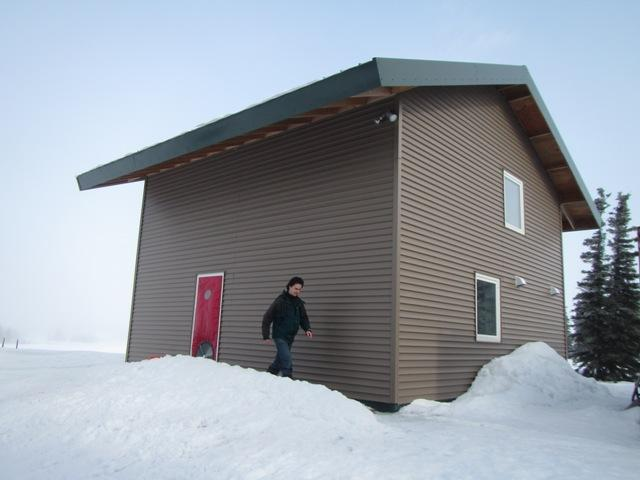 The 600 Square Foot Extremely Energy Efficient House Has Been Certified As World S Most Air