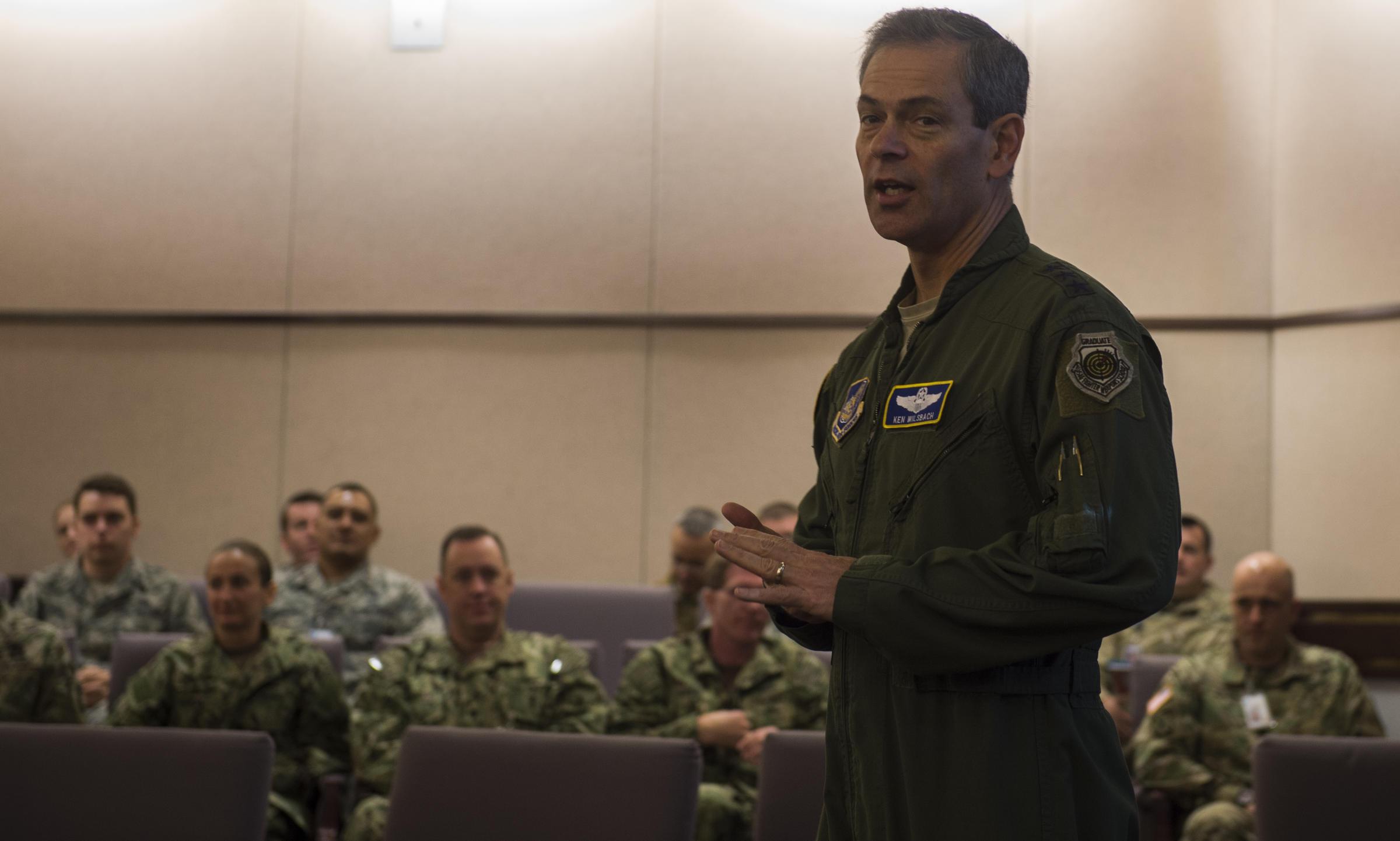 High-level U S , Canadian Military Chiefs Meet Again to