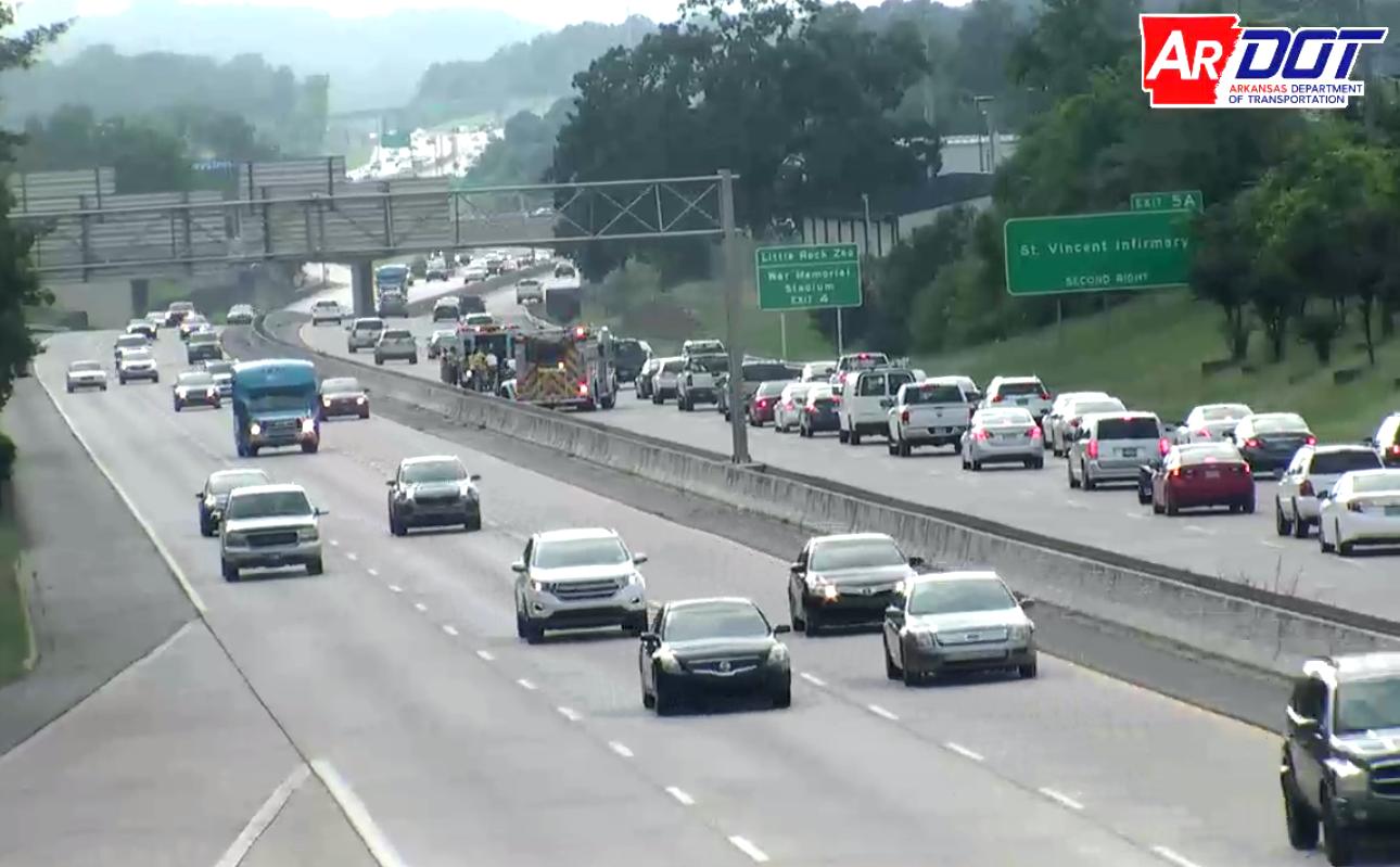 Arkansas Now Streaming Live Traffic Cameras Online | KUAR