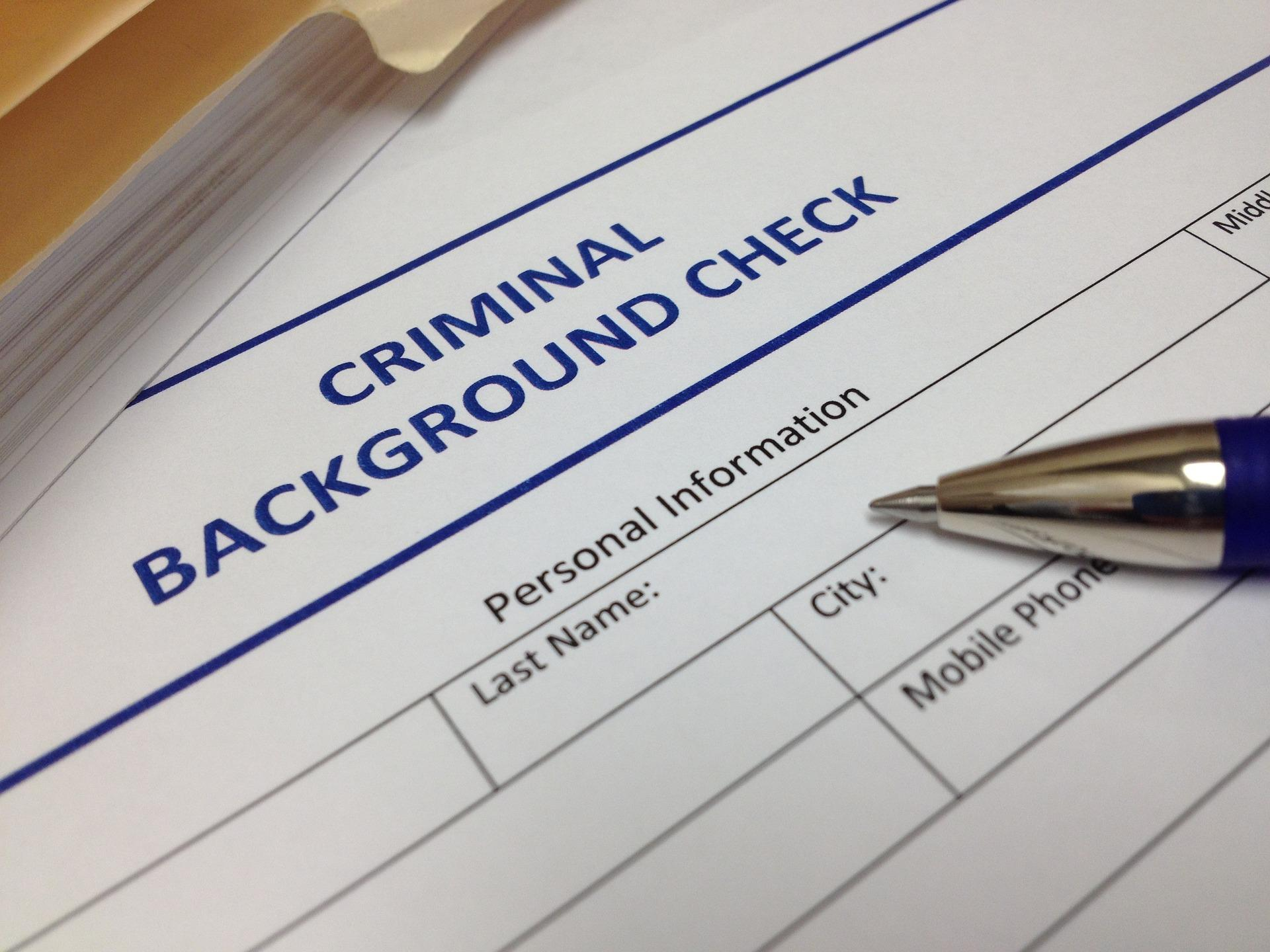 Background Check Free Criminal Record >> Free Clinic To Help Arkansans Expunge Their Criminal Records Kuar