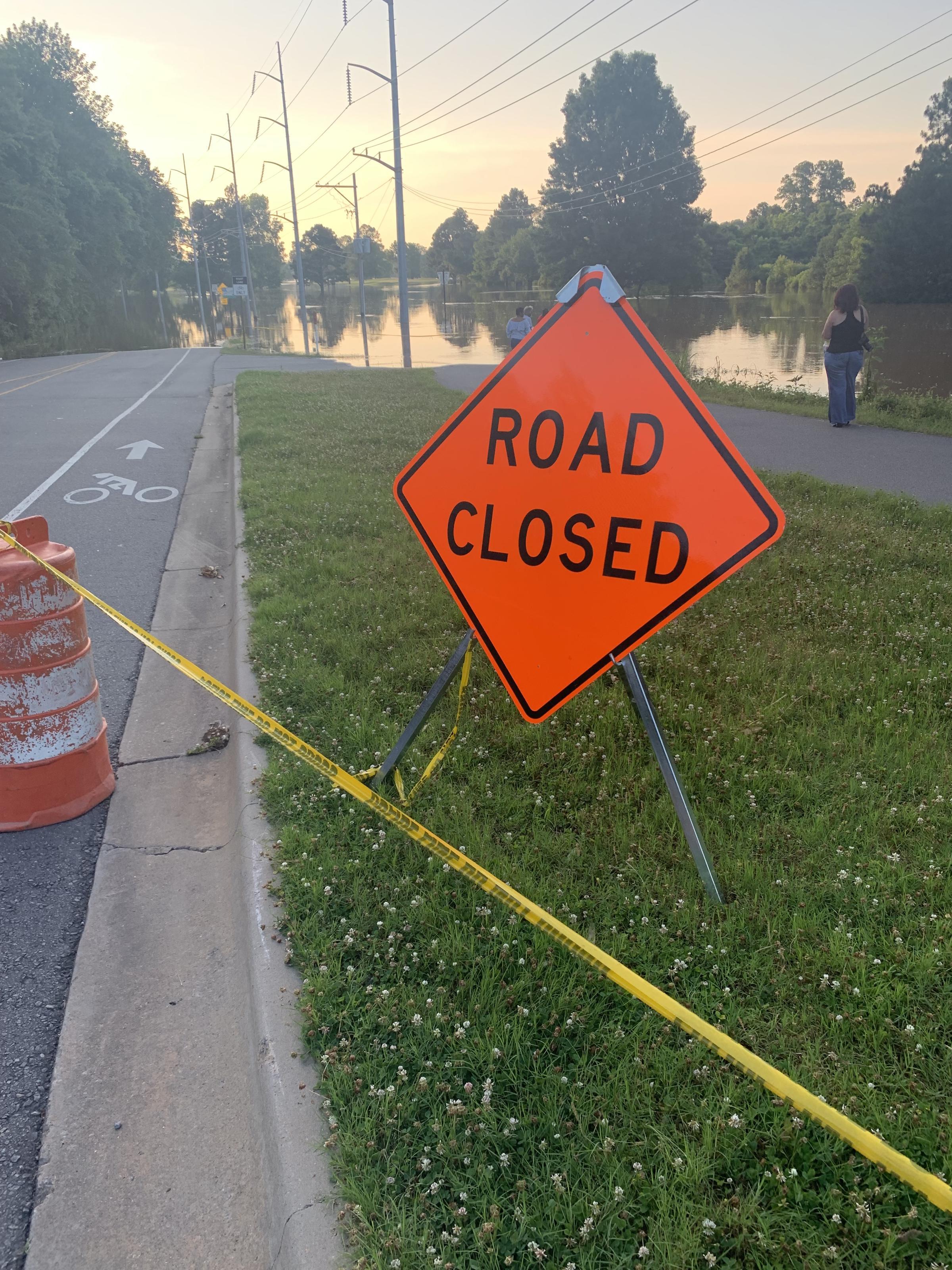Flooding Shuts Down Arkansas Highways, More Expected   KUAR