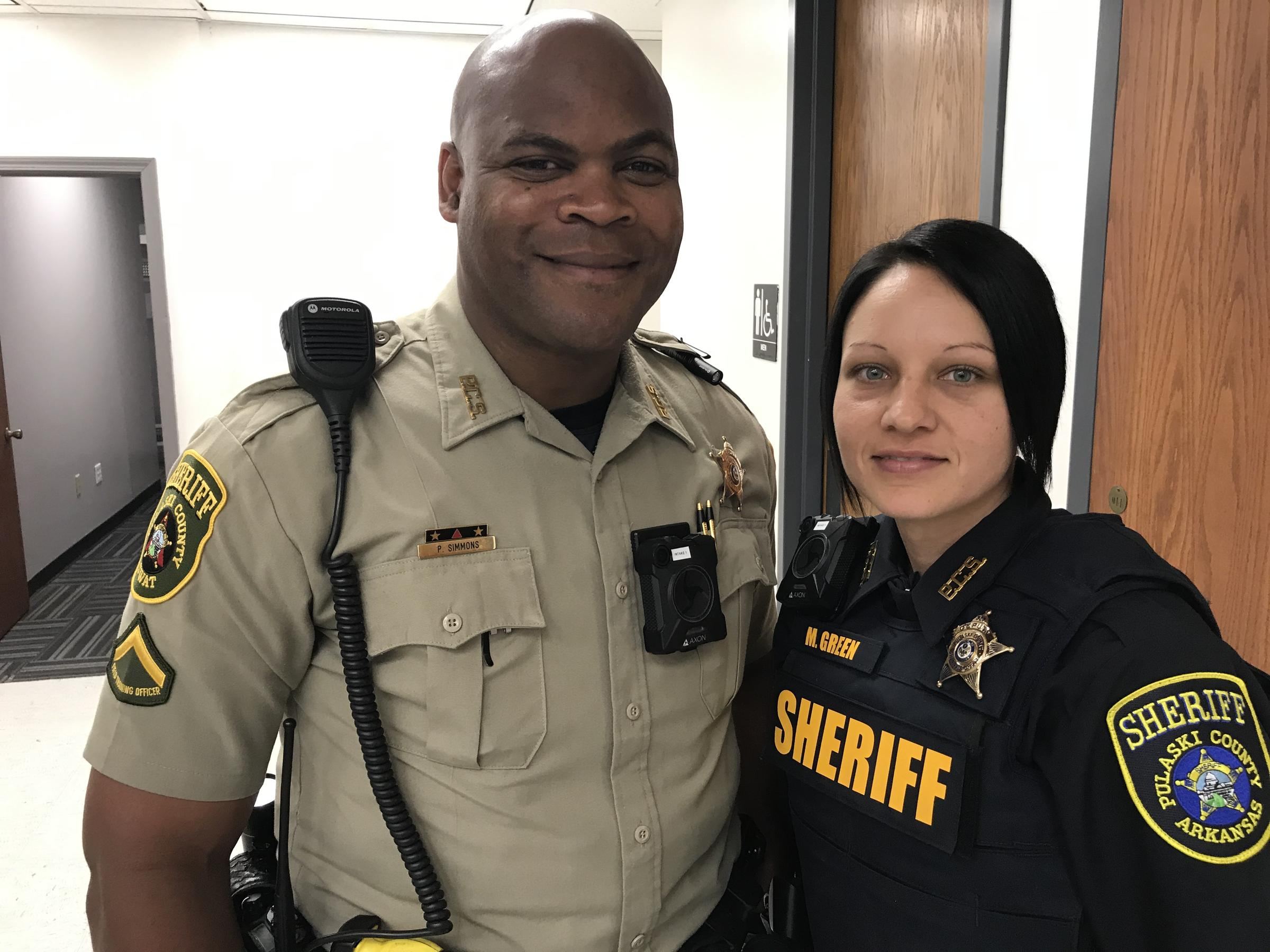 Pulaski County Sheriff's Office Adopts Body-Worn And In ...
