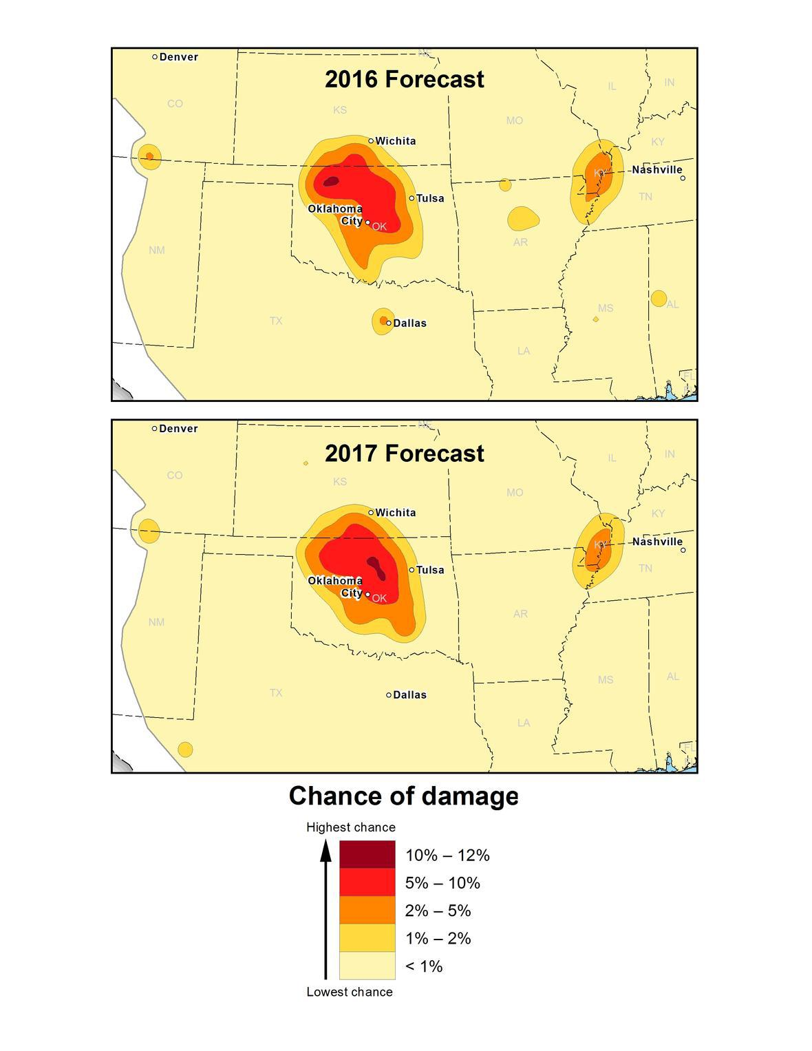 Arkansas, Oklahoma Scientists Grapple with Industrial Earthquakes ...