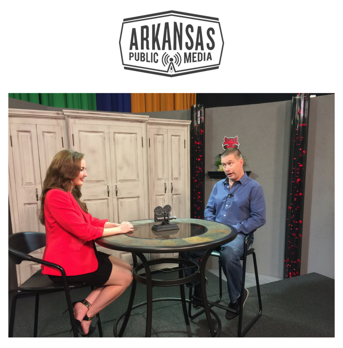 ASU-TV Lands Hollywood Interview | Arkansas Public Media