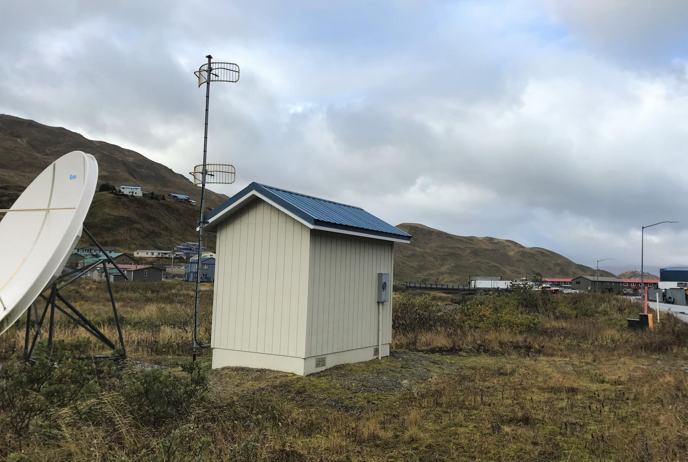 Two Commercial Radio Stations Join Unalaska's Airwaves | KUCB