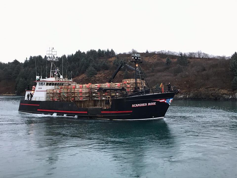 Crew Members Feared Dead after Alaska Fishing Boat Sinks