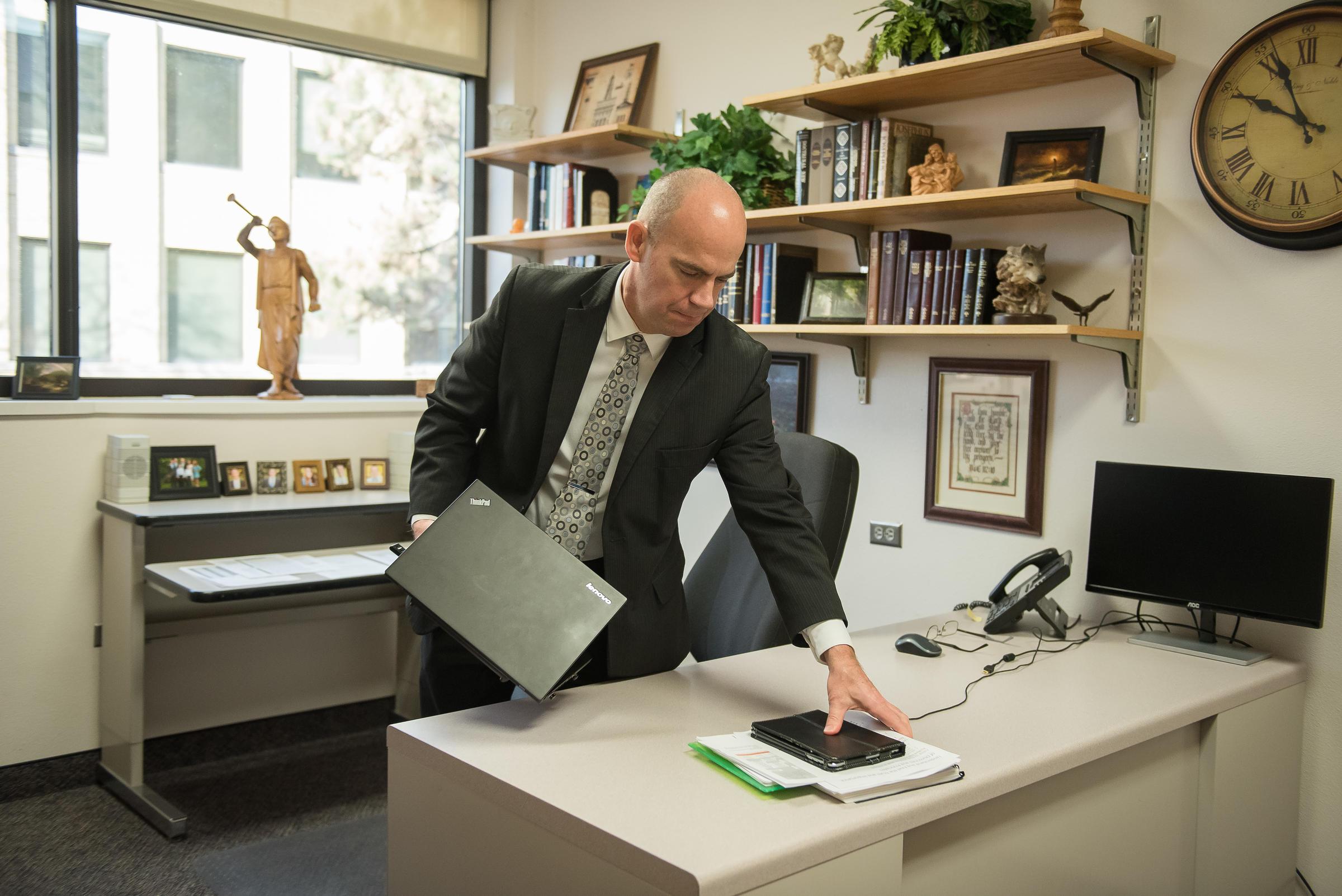 How Mormon Seminaries Recruit And Keep Their Teachers   KUER
