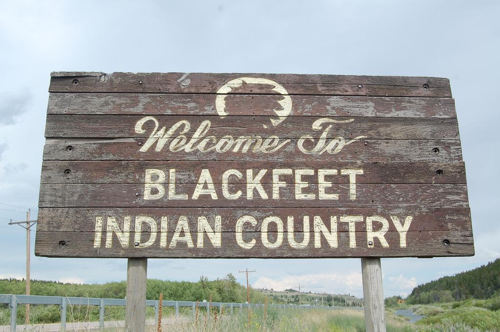 Montana Judge Rejects Challenge To Blackfeet Water Compact