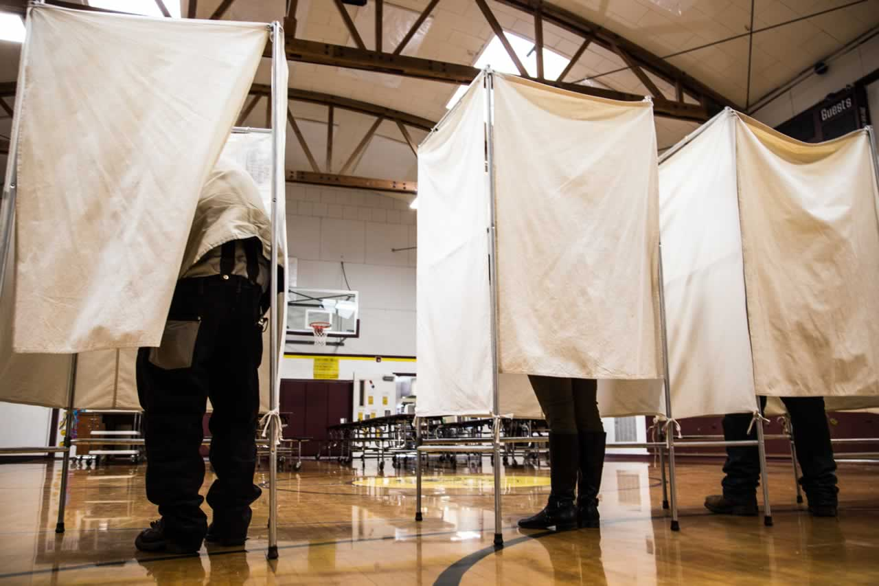 State, County Officials Differ On Montana's Voting Needs