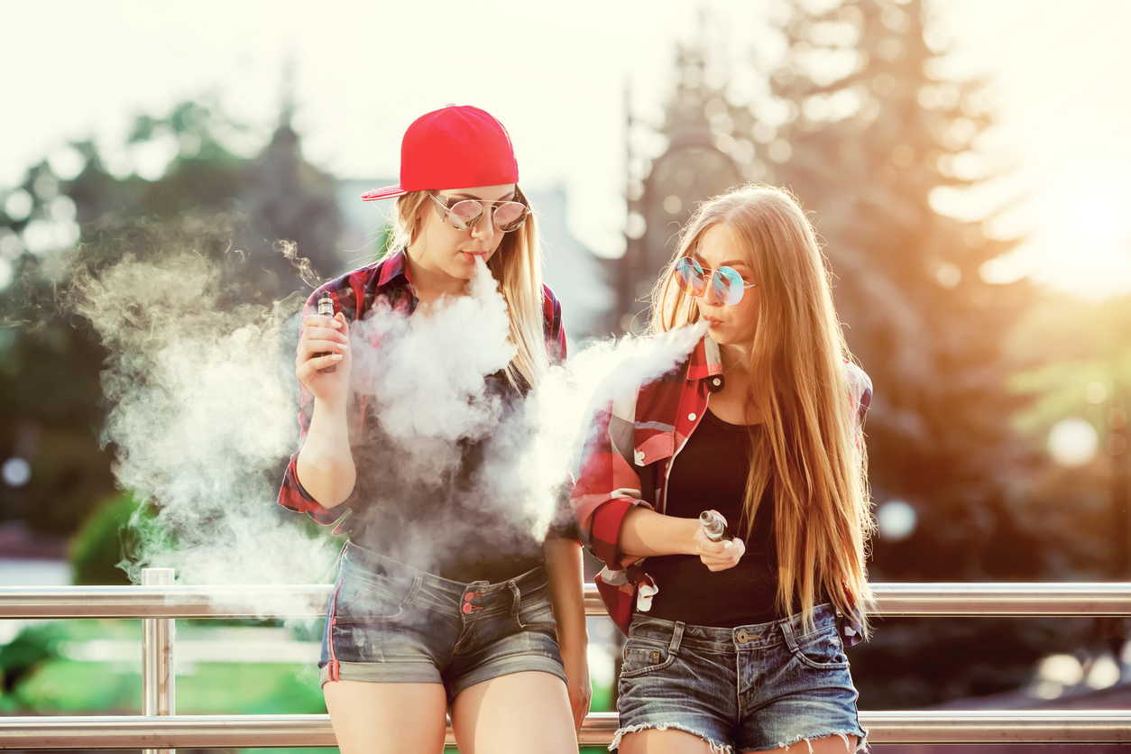 Popular E-Cigarette Suspends Sale Of Flavored Products In Stores