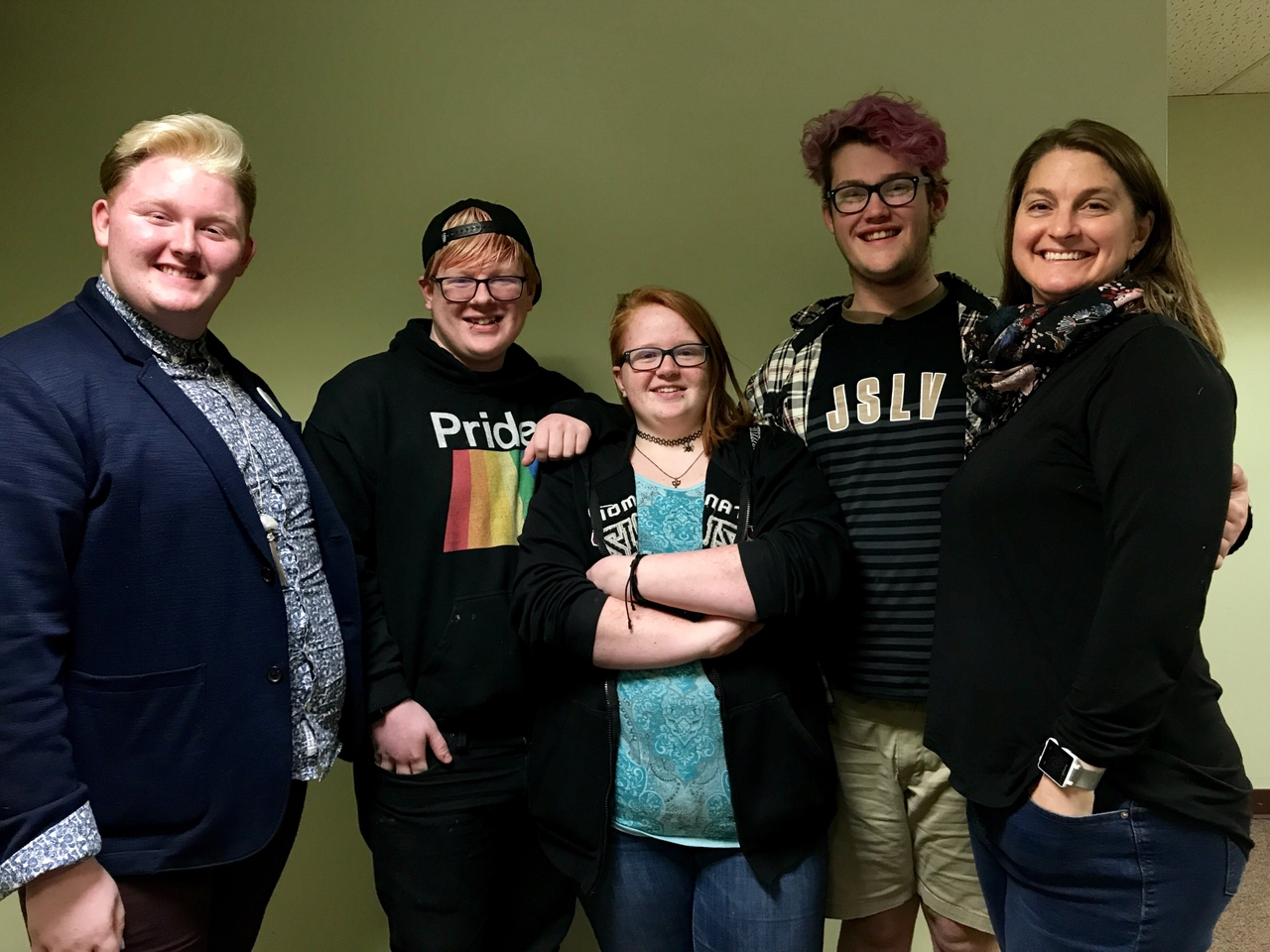 Flathead Valley LGBTQ Youth Organize To Be, Find Allies