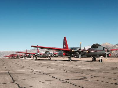 Forest Service Cutting Firefighting Aircraft Contracts | MTPR