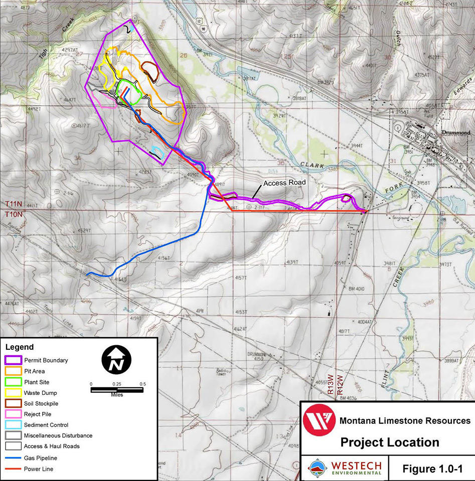 DEQ Opens Comment Period For Proposed Limestone Mine Near