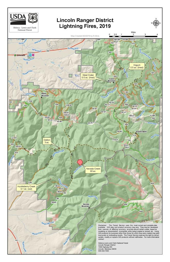 Montana Wildfire Roundup For August 2, 2019 | MTPR on map of lavallette new jersey, map of linthicum maryland, map of leetonia ohio, map of ledyard connecticut, map of lincoln nebraska, map of lebanon connecticut, map of lincoln ontario, map of monticello iowa, map of lititz pennsylvania,