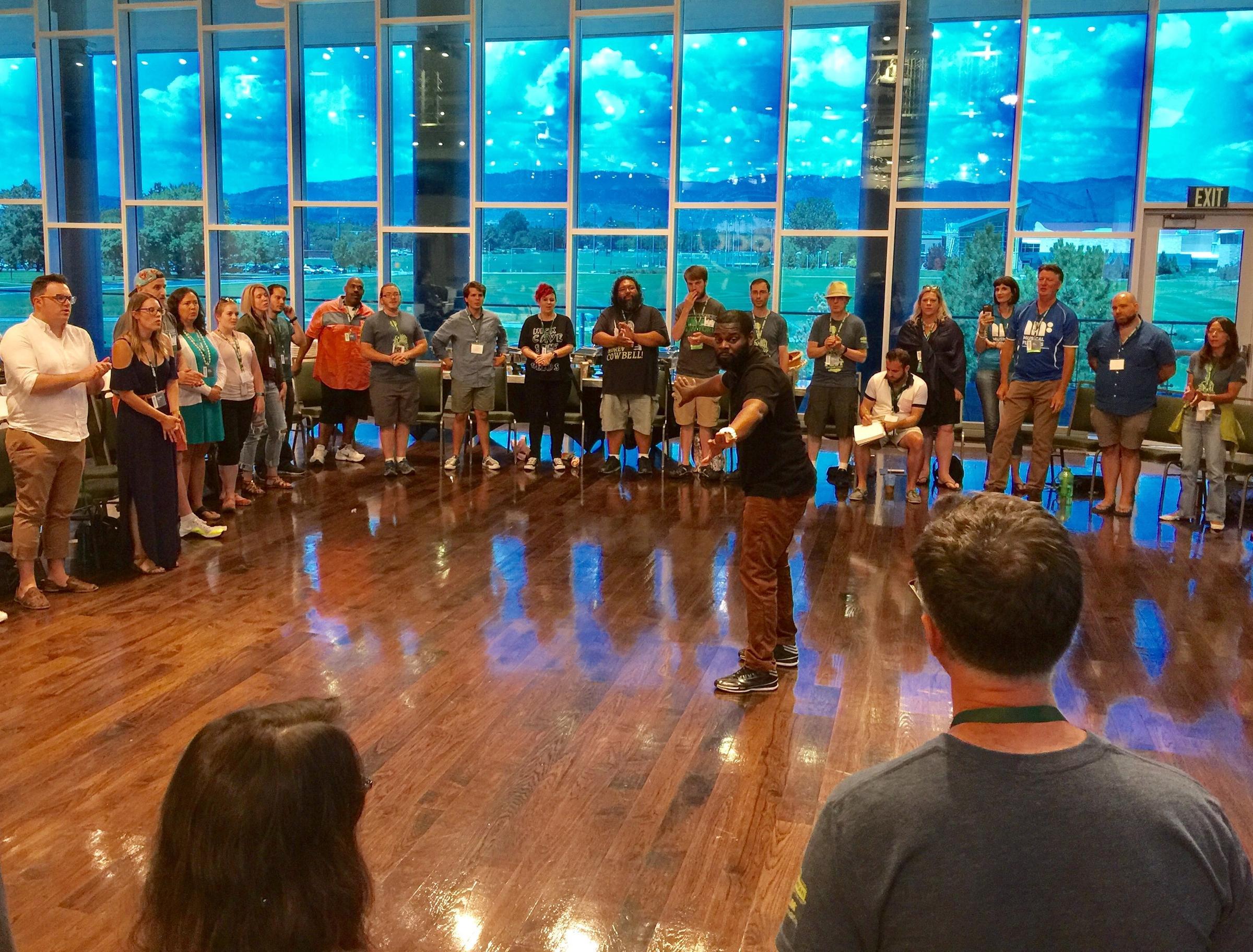 Little Kids Rock' Turns Teachers Into Guitar Heroes | KUNC