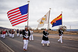 Navajo Nation Council Approves Funds For Veterans Health Center | KUNM